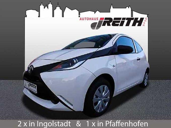 Toyota Aygo x 1,0 l KLIMAANLAGE+DEUTSCHE AUSFÜHRUNG