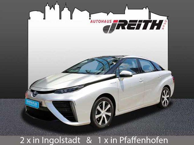Toyota Mirai Wasserstoff - Brennstoffzelle
