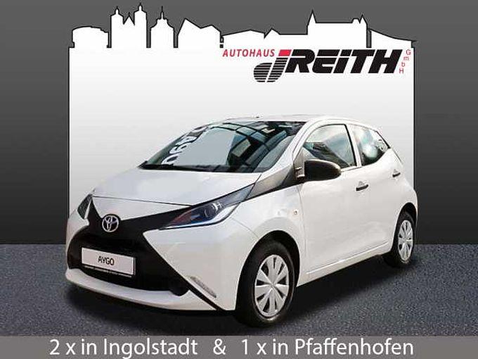 Toyota Aygo x - Smart Buyer