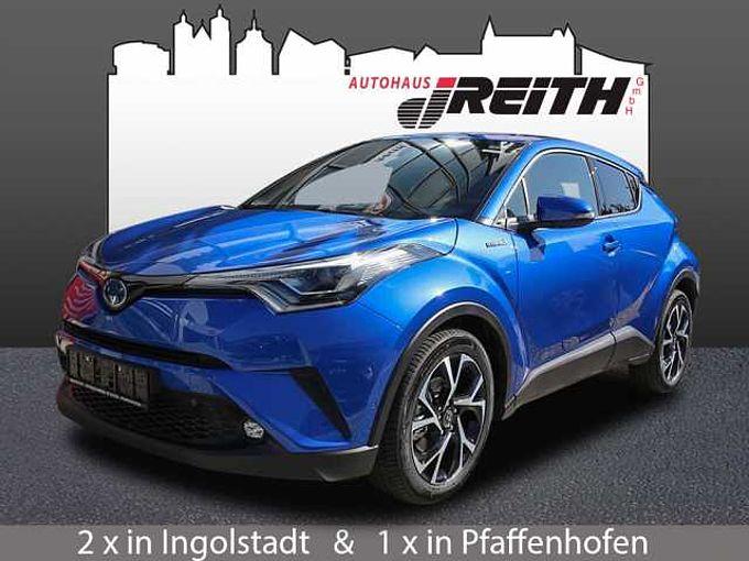 Toyota C-HR Hybrid Club