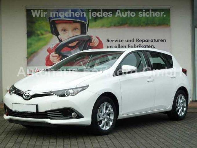 Toyota Auris 1,2 Turbo Edition S, Sitzhz., Navi*, R-Cam, Tempom.
