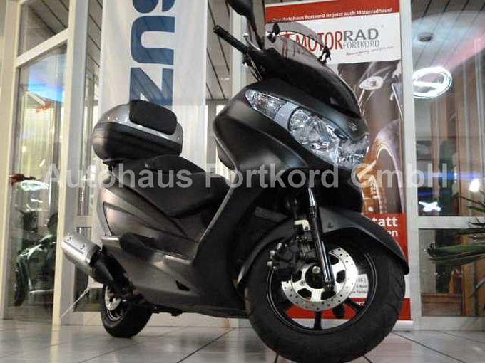 Suzuki Burgmann 125