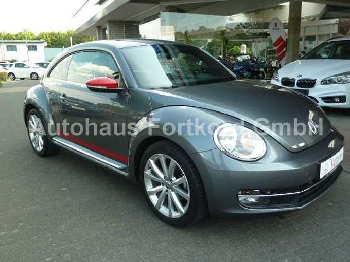 Volkswagen Beetle 1.4 TSI BlueM. Club, Navi, PDC, 18 ' Alu, Sitzhz., usw..
