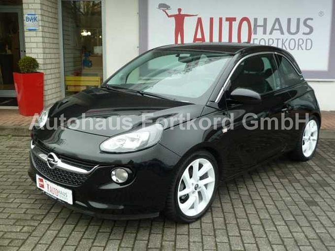 Opel Adam Jam 1.4, Blueth., LED, Navi, Alu, Multifunkt., Sportsitze, uvm..