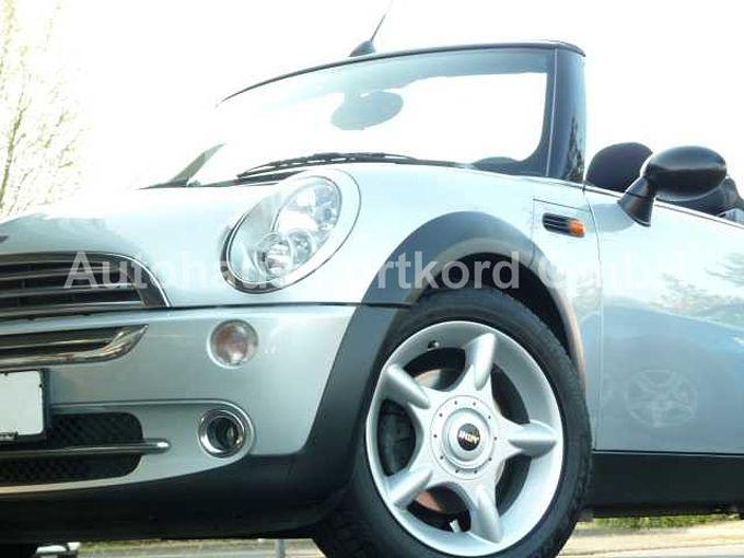MINI Cooper Cabrio 1.6  Sitzhzg., Klima, 16' Alu, PDC hi