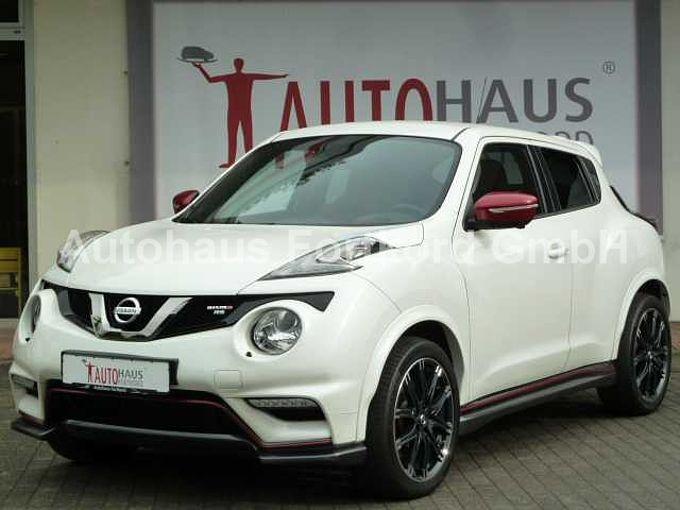 Nissan Juke ALL-MODE 4x4i Xtronic Nismo RS, Xenon, Navi, SH+Leder/Alcant.