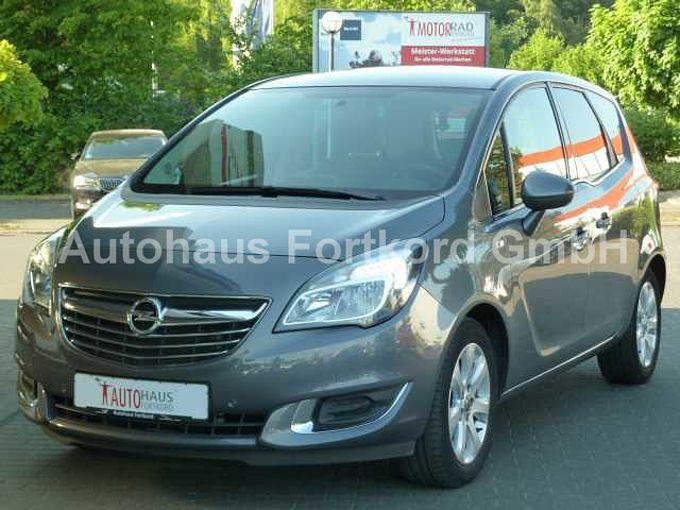 Opel Meriva 1.4 Innov., Teill., PDC, Alu, Bluet., Klimaautom., usw..