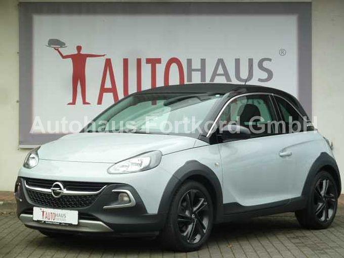 Opel Adam 1.4 Rocks, Navi, Sitzhzg, Teilled., LED u.a.
