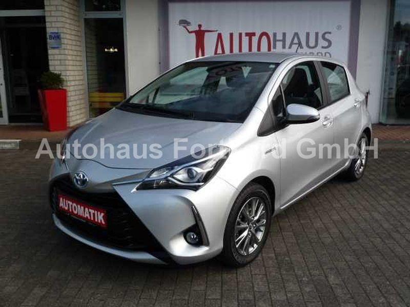 Toyota Yaris NEW Hybrid - Navi, Rückfahrk. ,  Alu,  BT-FSA