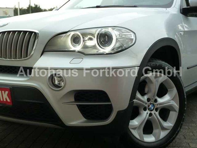BMW X5 Autom. , Standhzg. , AHK (3,5t), Xenon, Navi, PDC v/h+R. -Cam. , Leder+SH, Alu. ..