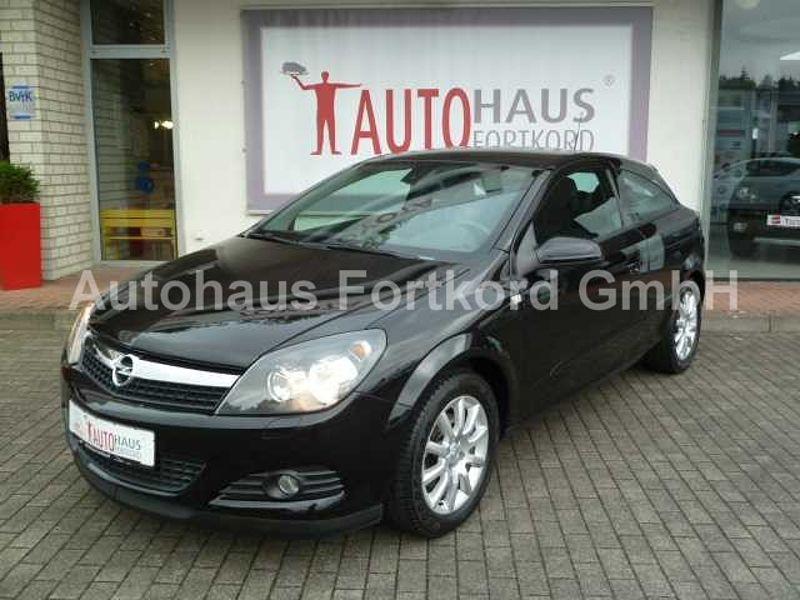Opel Astra GTC 1.6 Edition - Navi, Klima, Telef. , PDC, Alu, usw. .