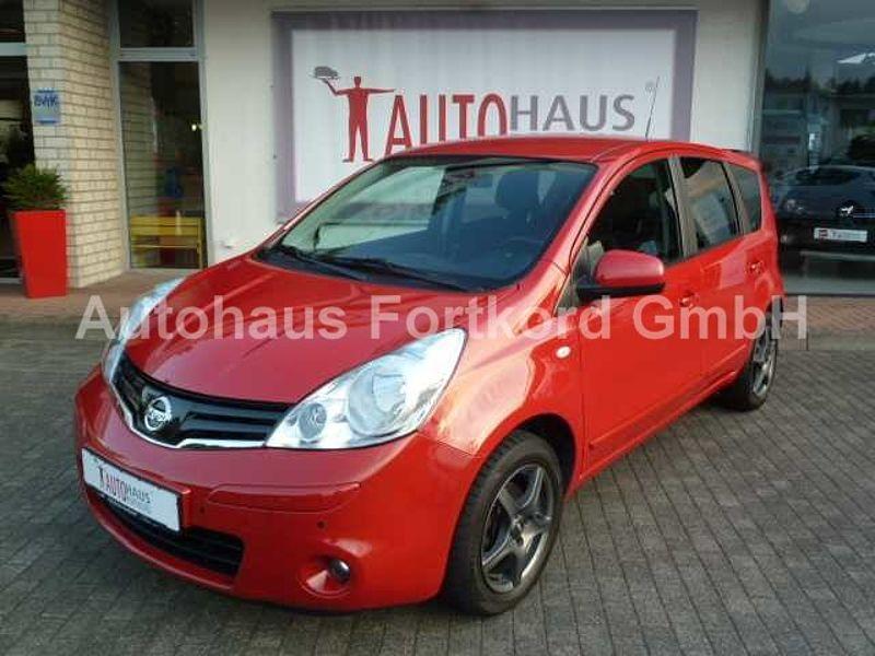 Nissan Note 1.6 Automatik - Navi, Standhz. , PDC, Alu, SHZ