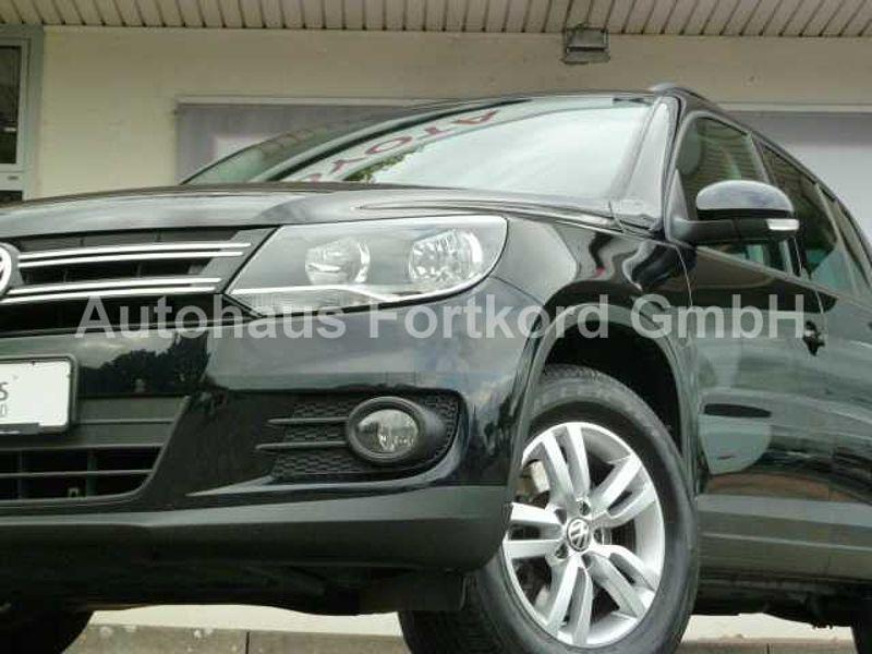 Volkswagen Tiguan 1.4 TSI  Klima, Alu, PDC, AHK, SHZ, uvam.