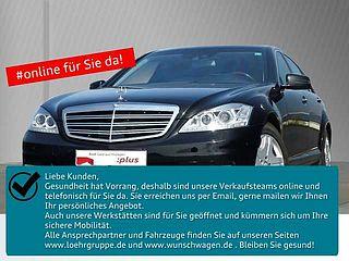 Mercedes-Benz S 600 L Automatik WERKS PANZER ARMORED SECURITY VR6/VR7