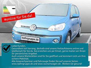 Volkswagen up! move up! Winterpaket Ganzjahres